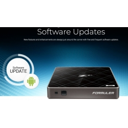 FORMULER Z7+ 5G BLACK OTT BOX