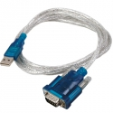 Convertisseur USB vers RS232 DB9 Compatible pour XP VISTA WINDOWS 7