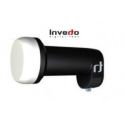 Inverto Black Ultra Single LNB Tête universelle - Noir