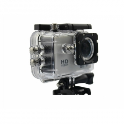"Mini camera sport - WIFI - HD 1080p LCD 1,5"" TFT 170 degres Waterproof + accessoires"