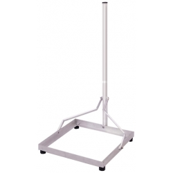 CHASSIS ALU : 1 Traverse 50x50cm - Support parabole pour terrasse and fixation balcon