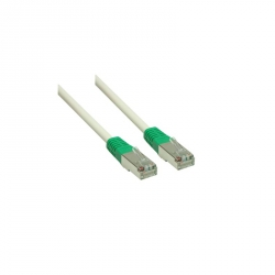 5M Cable Ethernet RJ45 croisé blindé STP Cat 5E