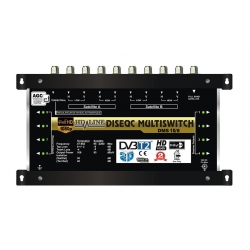 HD-LINE PRO MULTISWITCH 10/8 - 2SAT ( 1SAT 1 POLARITE) - 1TER / 8DEMOS