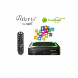 ANDROID BOX MINI Atlanta HD BOX SMART G4 ANDROID HYBRID