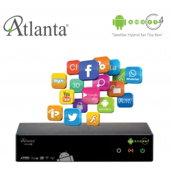 Atlanta HD BOX SMART G4 ANDROID-HYBRID