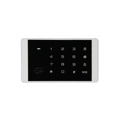 Wireless RFID Touch Keyboard For PSTN GSM Home Personal House Alarm System 433MHz Wireless Password Keypad system